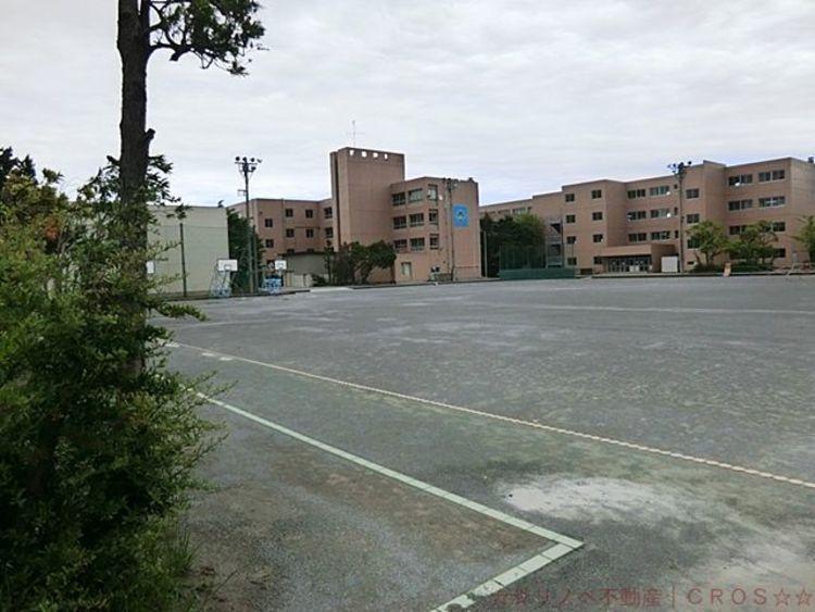 草加市立八幡小学校 徒歩13分。 990m