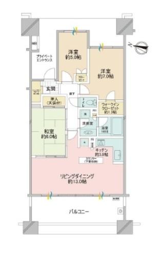 東京メガシティの物件画像