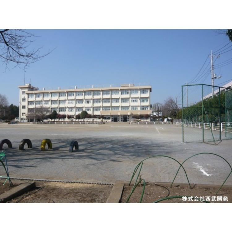 入間野小学校(約862m)