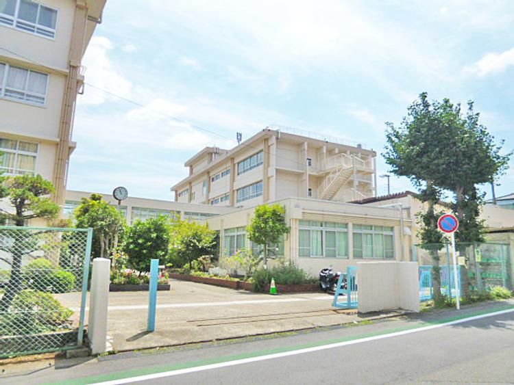 川崎市立菅生中学校 距離1200m