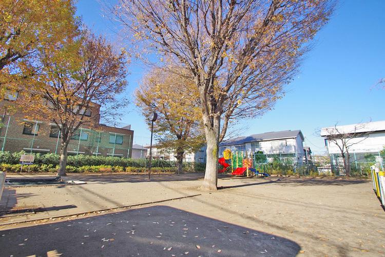 瀬田三丁目公園 距離500m