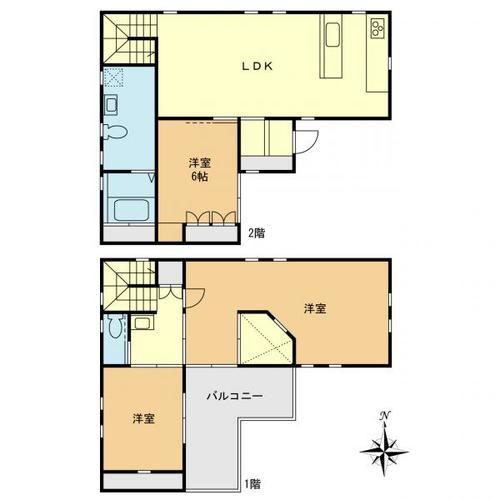 足立区興野二丁目 再生住宅の物件画像