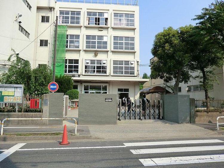 品川区立鈴ケ森中学校 徒歩5分 400m