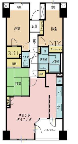 多摩川ガーデンハウスの画像
