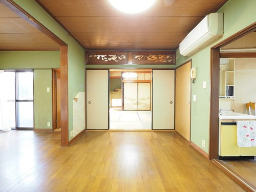 東京都小平市上水新町一丁目の物件の物件画像