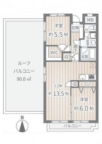 ADCマンション戸塚上倉田の画像