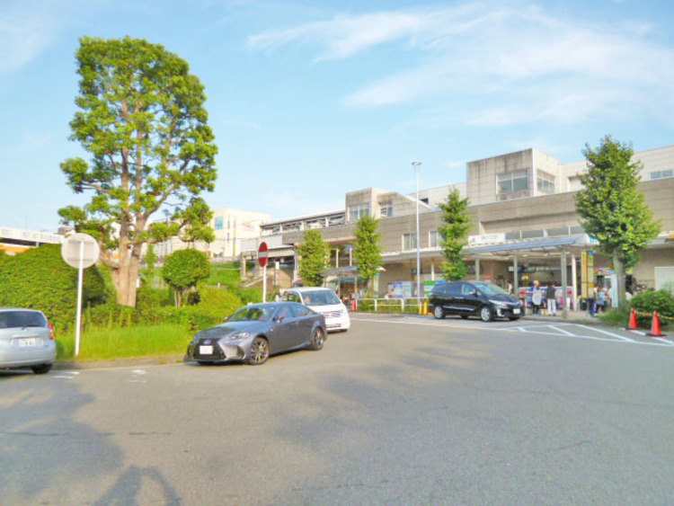 東急田園都市線「藤が丘」駅 距離880m