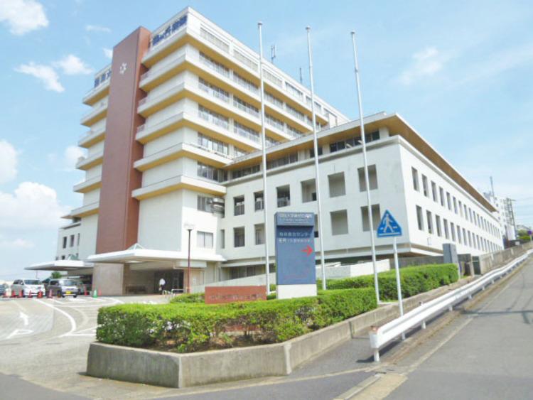 昭和大学藤が丘病院 距離700m
