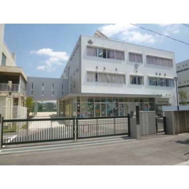 十二月田中学校(約770m)