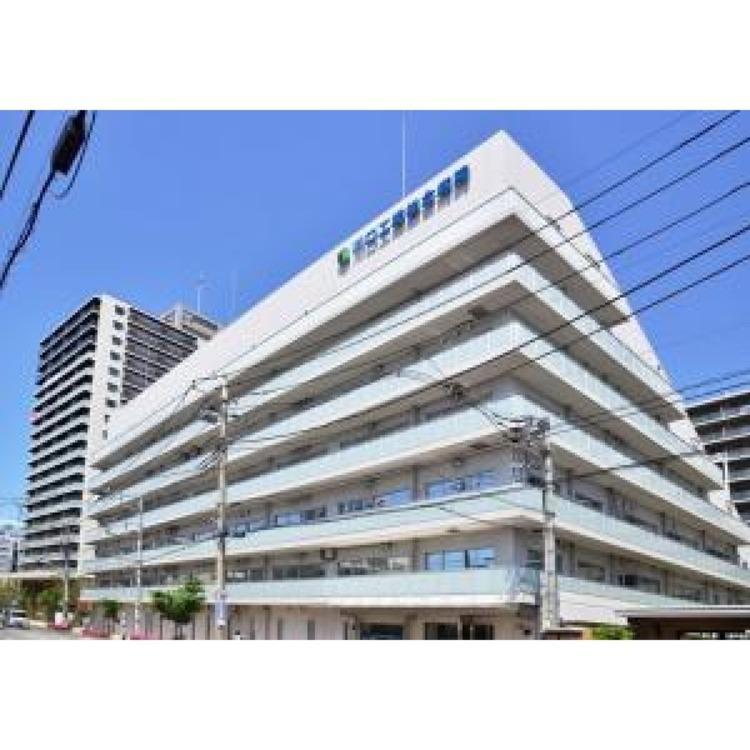川口工業総合病院(約810m)