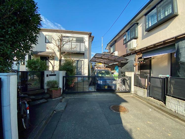 家を買うことはその街での暮らしを買うこと。建物だけでなく周辺環境もご確認ください。