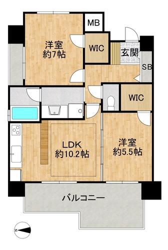M`PLAZA堺筋本町の物件画像