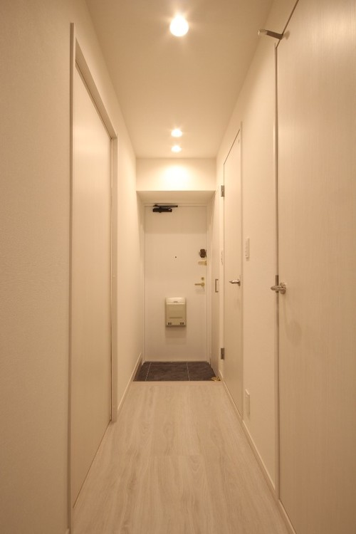 随時室内の見学ができ、部屋の雰囲気や広さ、眺望、住宅設備の使い勝手など住み心地をしっかり確認できます