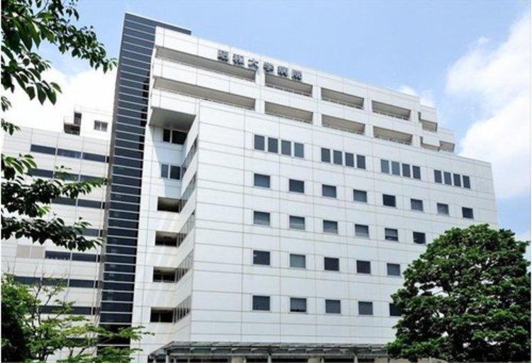 昭和大学病院まで2800m 患者本位の医療 高度医療の推進 医療人の育成