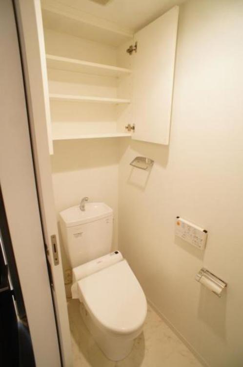 トイレはもちろん洗浄付きで快適です!