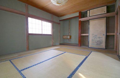 深谷市上野台の中古住宅の物件画像