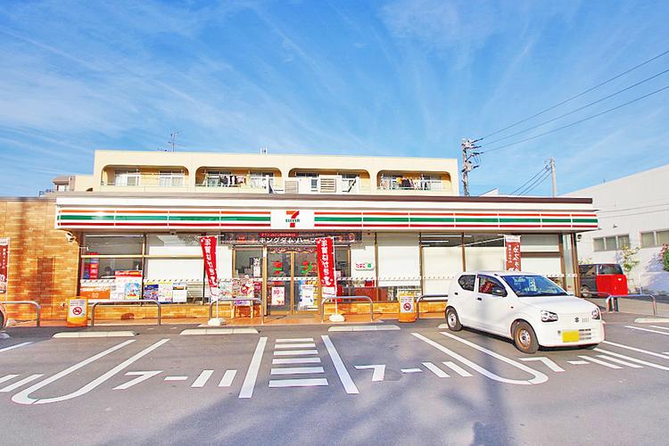 セブンイレブン 川崎宿河原店 距離1100m