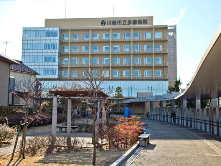 川崎市立多摩病院 距離2300m