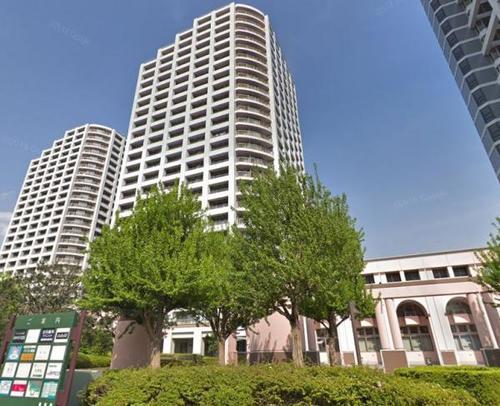 西戸山タワーホウムズセントラルタワーの画像