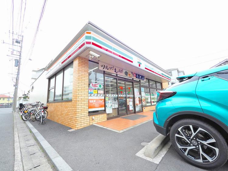 セブンイレブン 川崎二子6丁目店 距離500m