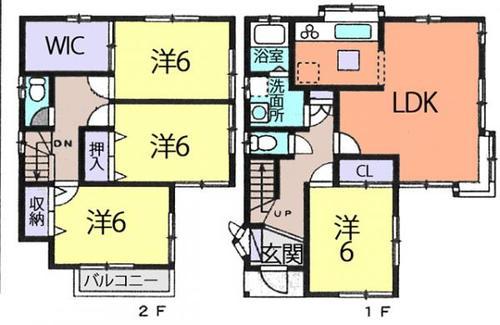 さいたま市桜区白鍬 中古戸建の画像