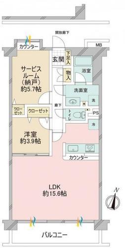 ファミール大宮宮原弐番館の画像
