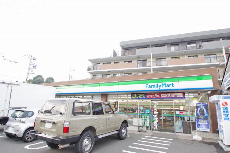 ファミリーマート 土橋一丁目店 距離30m