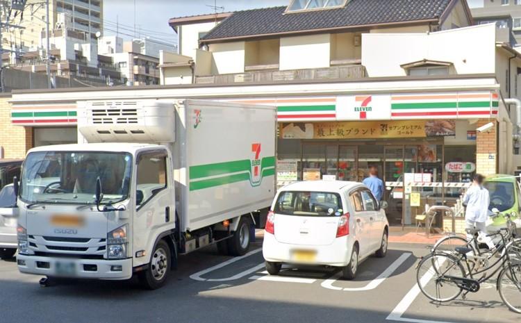 セブンイレブン 市川行徳駅西店