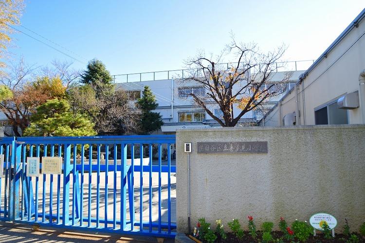 世田谷区立喜多見小学校 距離50m