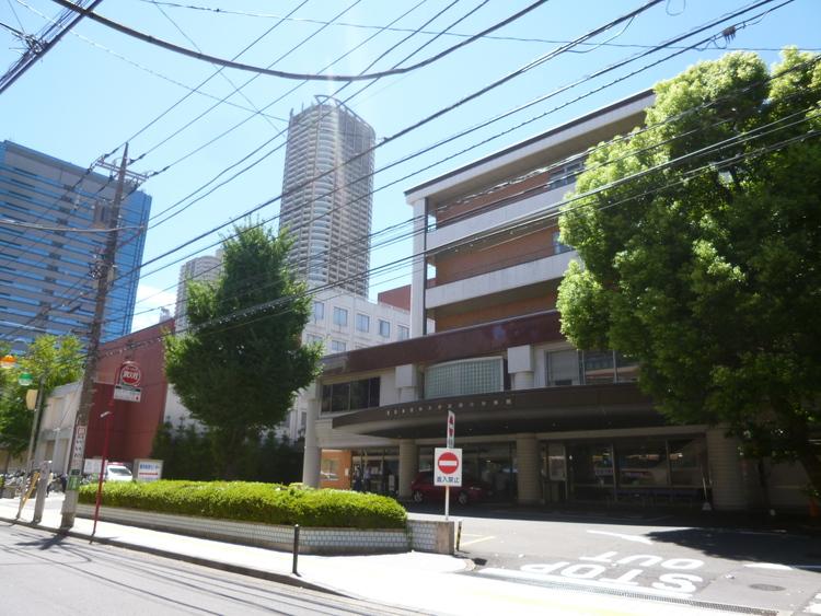 日本医科大学 武蔵小杉病院 距離800m
