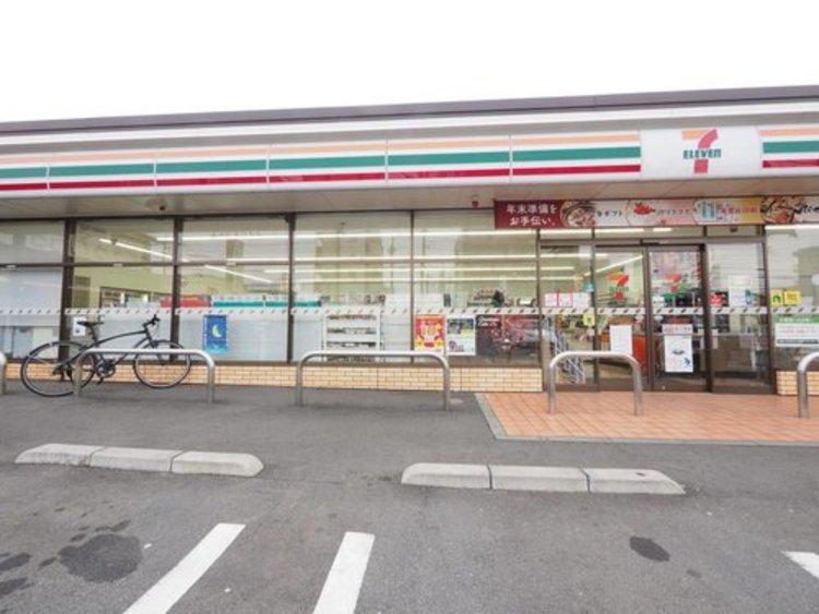 セブンイレブン小平花小金井4丁目店まで200m