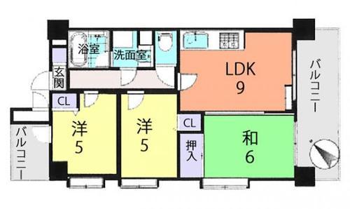 ライオンズマンション戸田公園第三の画像