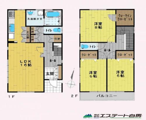 入間市下藤沢 中古戸建の物件画像