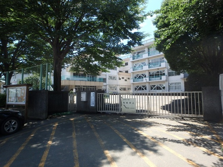 町田市立南大谷中学校 距離約1500m