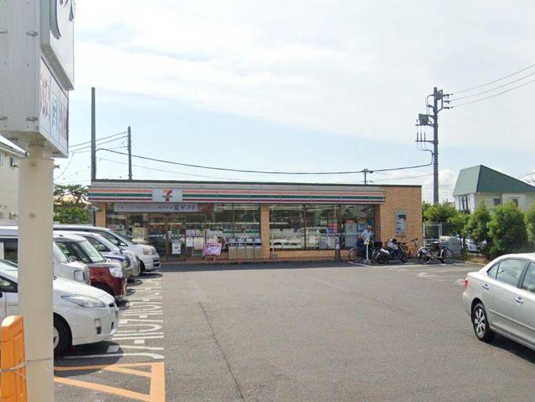 セブンイレブン藤沢片瀬山店 徒歩6分 460m