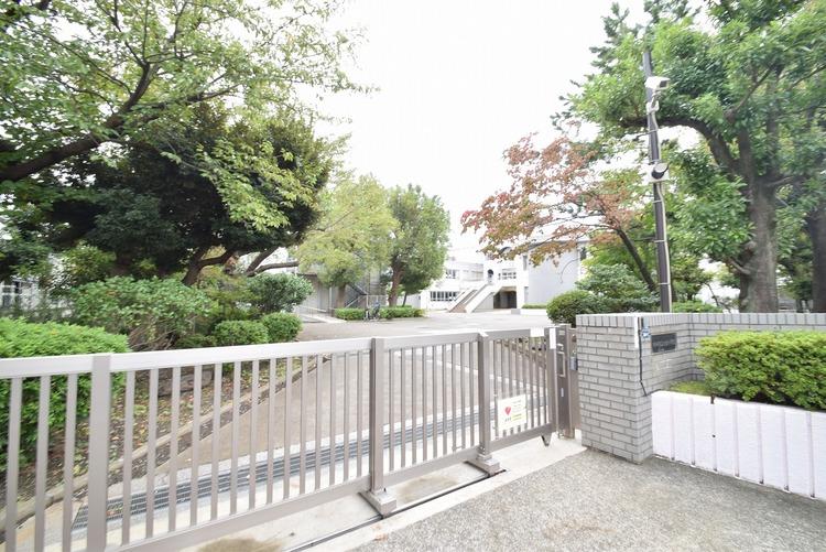 川崎市立小倉小学校 距離600m