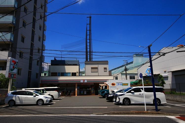 セブンイレブン 川崎北加瀬店 距離1700m
