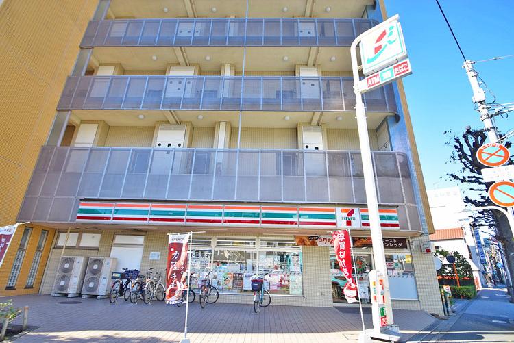 セブンイレブン 世田谷瀬田4丁目店 距離300m