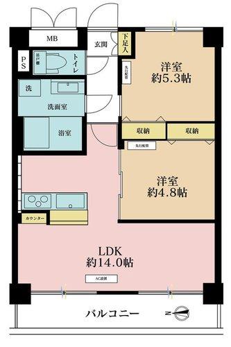 ライオンズマンション西蒲田の物件画像