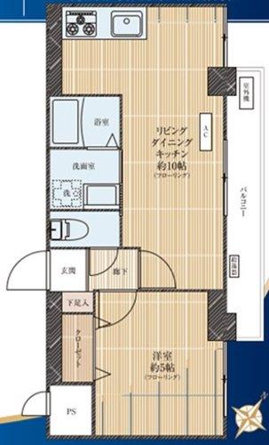 中野坂上マンションの物件画像