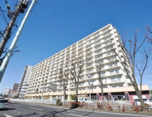 東武大師前サンライトマンション三号館の画像