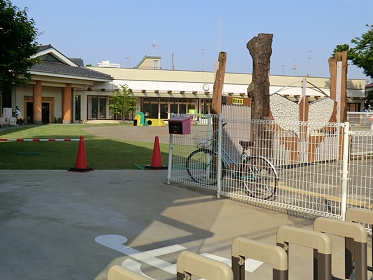 鶴間幼稚園 距離約1800m