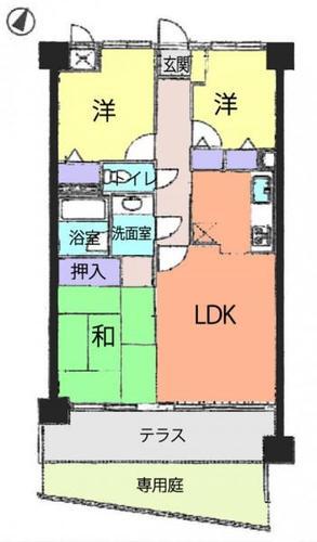 ライオンズマンション浦和皇山町の画像