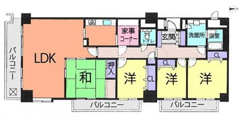 ライオンズガーデン久喜弐番館の物件画像