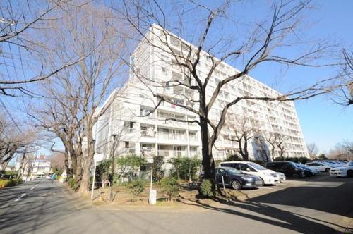 所沢コーポラスC棟の物件画像