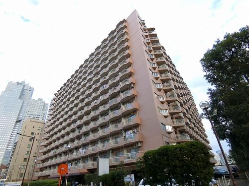 築地永谷コーポラスの画像