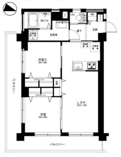 オリエンタル新宿コーポラスの画像