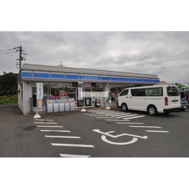 ローソン狭山北入曽店(約350m)