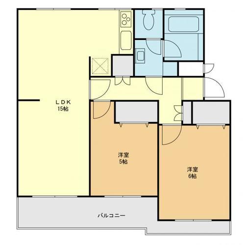 長津田団地の物件画像