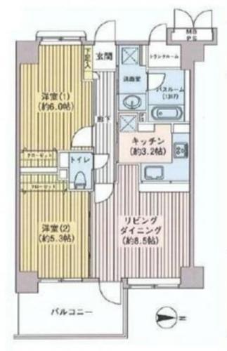 ライオンズマンション高円寺南第2の物件画像